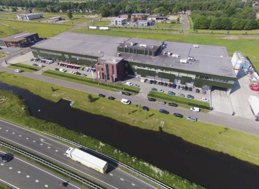 Holland Bakkerij te Vriezenveen