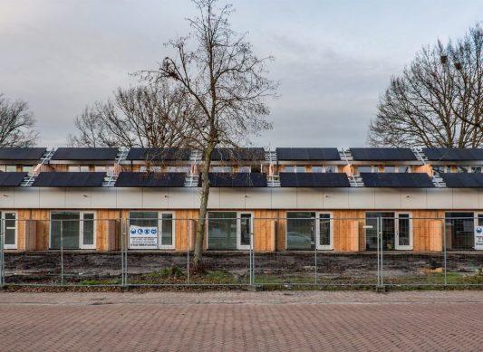 7 Circulaire woningen te Enschede