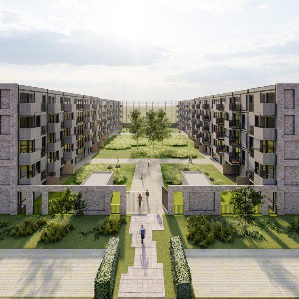 129 Circulaire appartementen Woonwaard
